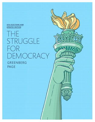 Struggle for Democracy, The, 2014 Elections and Updates Edition (Paperback)