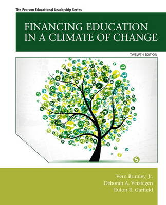 Financing Education in a Climate of Change (Paperback)