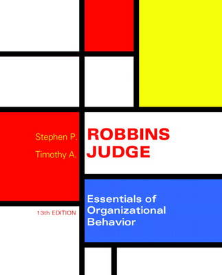 Essentials of Organizational Behavior (Paperback)