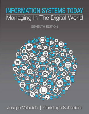 Information Systems Today: Managing in the Digital World (Paperback)