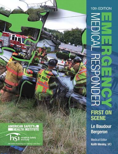 Emergency Medical Responder: First on Scene (Paperback)