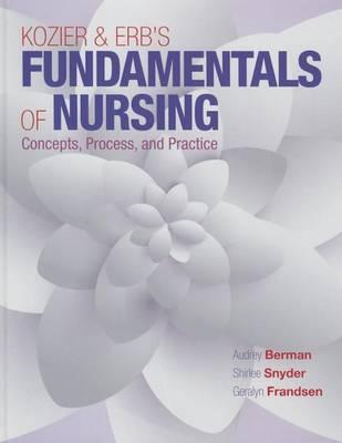Kozier & Erb's Fundamentals of Nursing (Hardback)