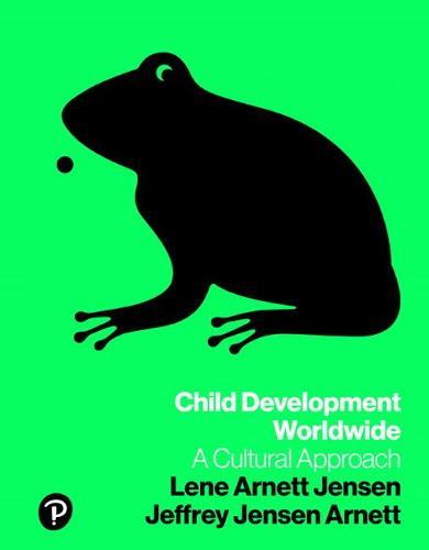 Child Development Worldwide: A Cultural Approach (Hardback)