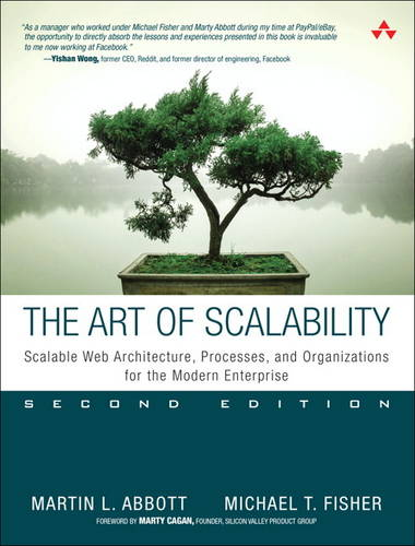 The Art of Scalability: Scalable Web Architecture, Processes, and Organizations for the Modern Enterprise (Paperback)