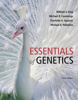 Essentials of Genetics (Paperback)