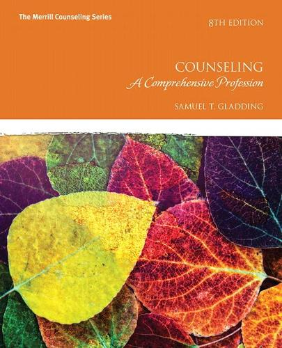 Counseling: A Comprehensive Profession with MyCounselingLab with Pearson eText -- Access Card Package (Paperback)