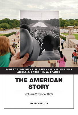 The American Story, Vol.2 (Paperback)