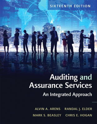 Auditing and Assurance Services (Hardback)
