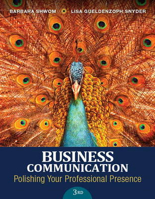 Business Communication: Polishing Your Professional Presence Plus MyBCommLab with Pearson eText -- Access Card Package