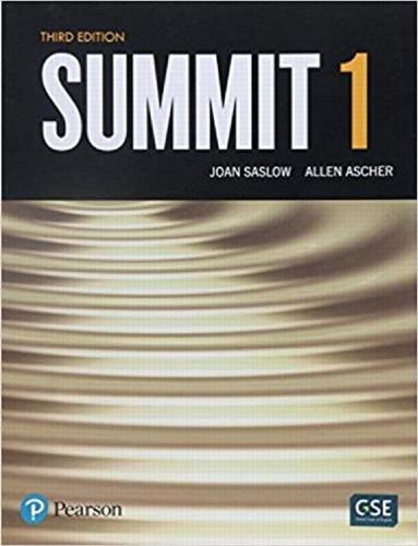 Summit 1 student book no MyEnglishLab (Paperback)