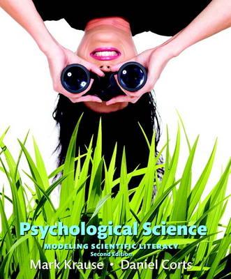 Psychological Science: Modeling Scientific Literacy (Paperback)