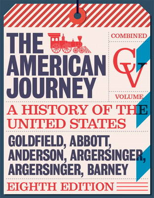 American Journey, The, Combined Volume (Paperback)