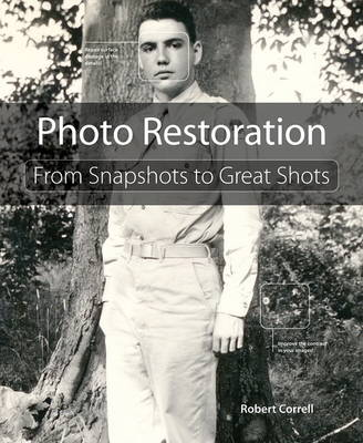 Photo Restoration: From Snapshots to Great Shots (Paperback)