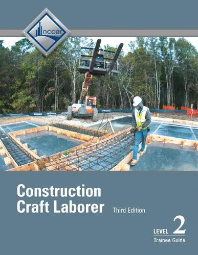 Construction Craft Laborer Level 2 Trainee Guide (Paperback)