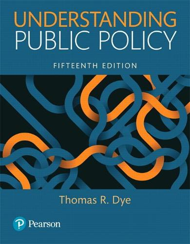 Understanding Public Policy (Paperback)
