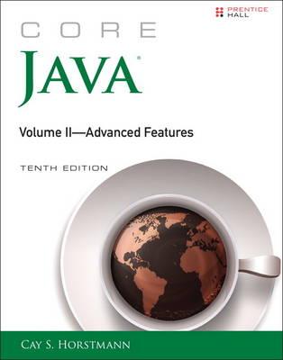 Core Java, Volume II--Advanced Features (Paperback)