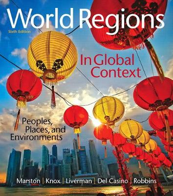 World Regions in Global Context: Peoples, Places, and Environments Plus MasteringGeography with eText -- Access Card Package