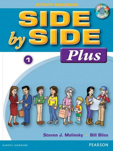 Side by Side Plus 1 Activity Workbook with CDs (Paperback)