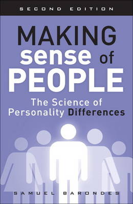 Making Sense of People: The Science of Personality Differences (Hardback)