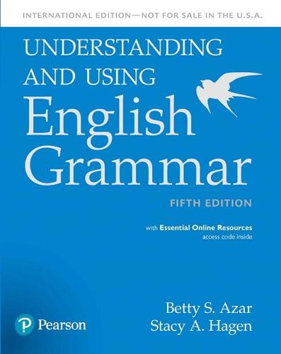 Understanding and Using English Grammar, SB with Essential Online Resources - International Edition (Paperback)