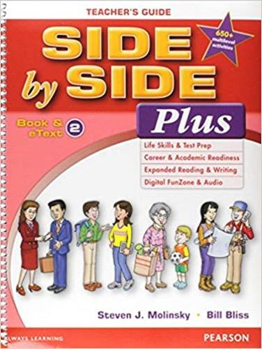 Side by Side Plus TG 2 with Multilevel Activity & Achievement Test Bk & CD-ROM