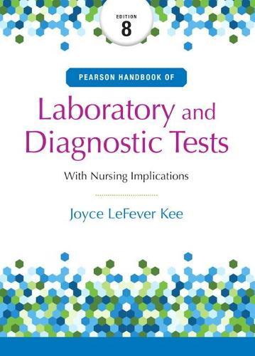 Pearson's Handbook of Laboratory and Diagnostic Tests (Hardback)