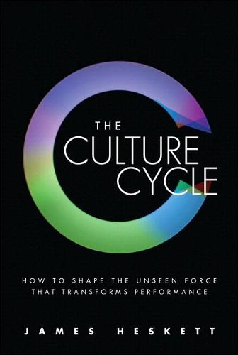The Culture Cycle: How to Shape the Unseen Force that Transforms Performance (Paperback)