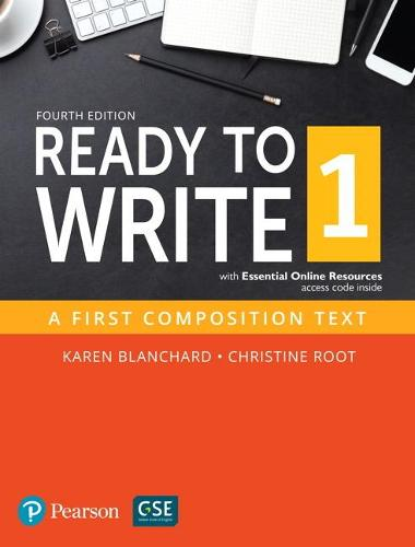 Ready to Write 1 with Essential Online Resources (Paperback)