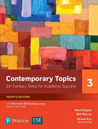 Contemporary Topics 3 with Essential Online Resources (Paperback)