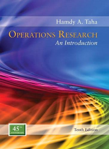 Operations Research: An Introduction (Hardback)