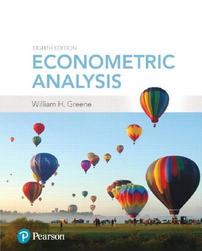 Econometric Analysis (Hardback)