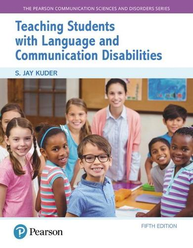 Teaching Students with Language and Communication Disabilities (Hardback)