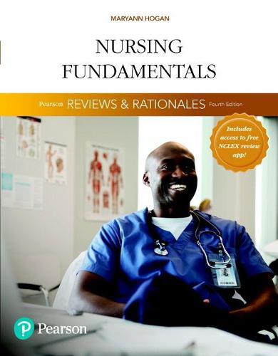 "Pearson Reviews & Rationales: Nursing Fundamentals with ""Nursing Reviews & Rationales"" (Paperback)"