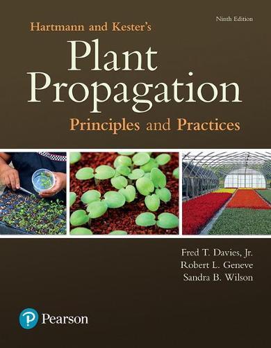 Hartmann & Kester's Plant Propagation: Principles and Practices (Hardback)