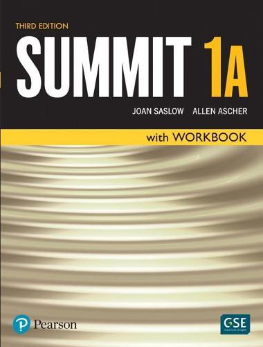 A Summit Level 1 Student Book/Workbook Split (Paperback)