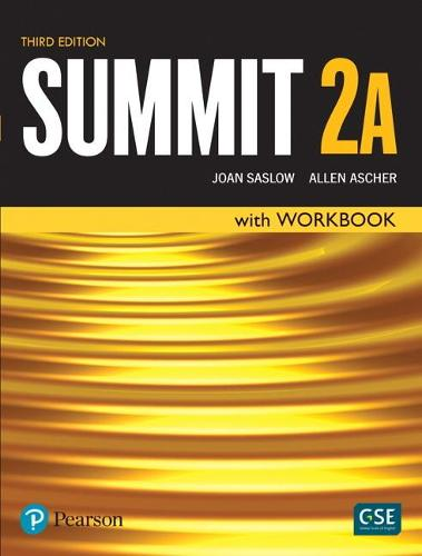 A Summit Level 2 Student Book/Workbook Split (Paperback)
