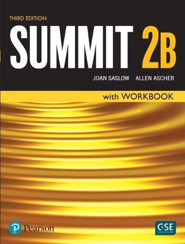 Summit Level 2 Student Book/Workbook Split B (Paperback)