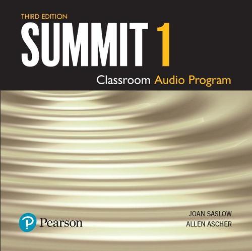 Summit Level 1 Class Audio CD (CD-Audio)