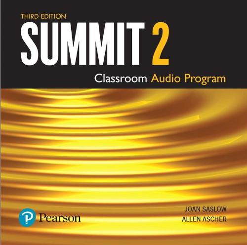 Summit Level 2 Class Audio CD (CD-Audio)