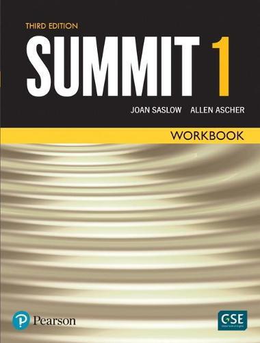 Summit Level 1 Workbook (Paperback)