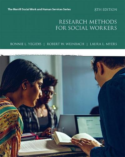 Research Methods for Social Workers (Paperback)