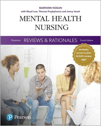 Pearson Reviews & Rationales: Mental Health Nursing with Nursing Reviews & Rationales (Paperback)