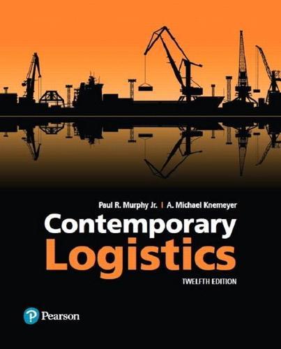 Contemporary Logistics (Hardback)