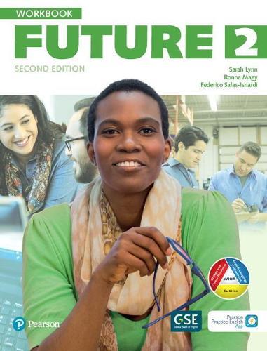 Future 2 Workbook with Audio