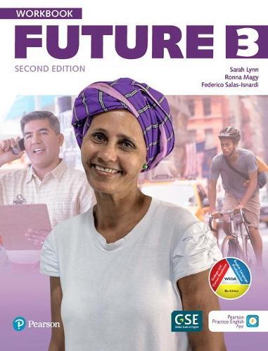 Future 3 Workbook with Audio (Paperback)