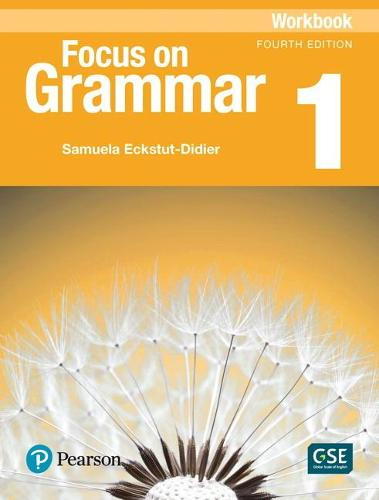 Focus on Grammar 1 Workbook (Paperback)
