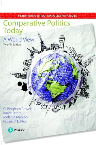 Comparative Politics Today: A World View (Paperback)
