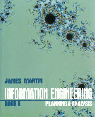 Information Engineering Book II: Planning and Analysis (Paperback)
