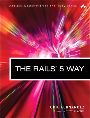 The Rails 5 Way (Paperback)