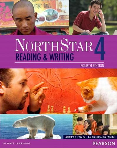 NorthStar Reading Writing 4 Student Book w/Interactive SB and MyEnglishLab